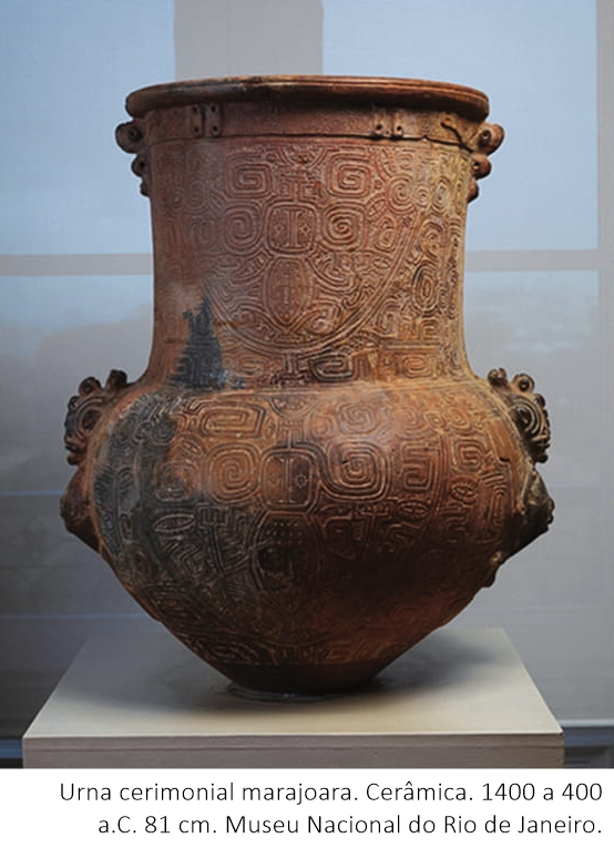 Urna cerimonial marajoara