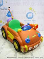 Mobil Mainan Aki Junior ME1508 Bee
