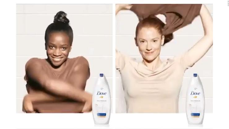 Racist DOVE Ad - Ошибки в маркетинге