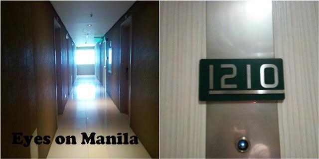Hotel 101 Manila Hallway