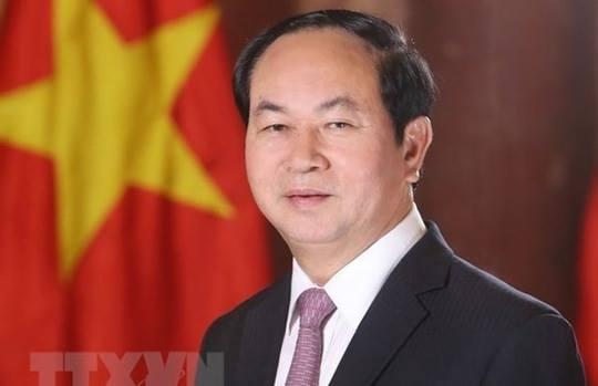 Chủ tịch nước Trần Đại Quang (1956 – 2018)