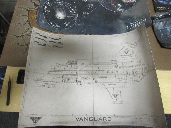 Vanguard nave de Janus Draik