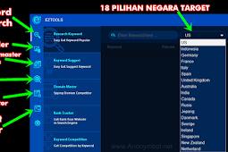 Tools Sejuta Ide Blogger Indonesia EZKEYWORD V4