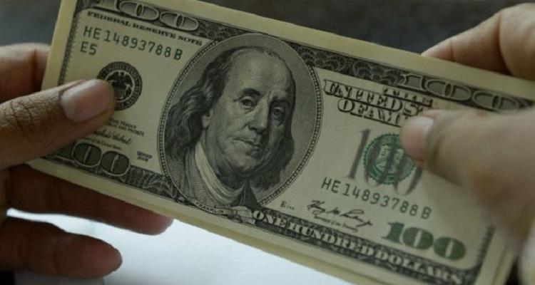 الدولار يقفز لاعلى سعر له فى تاريخه