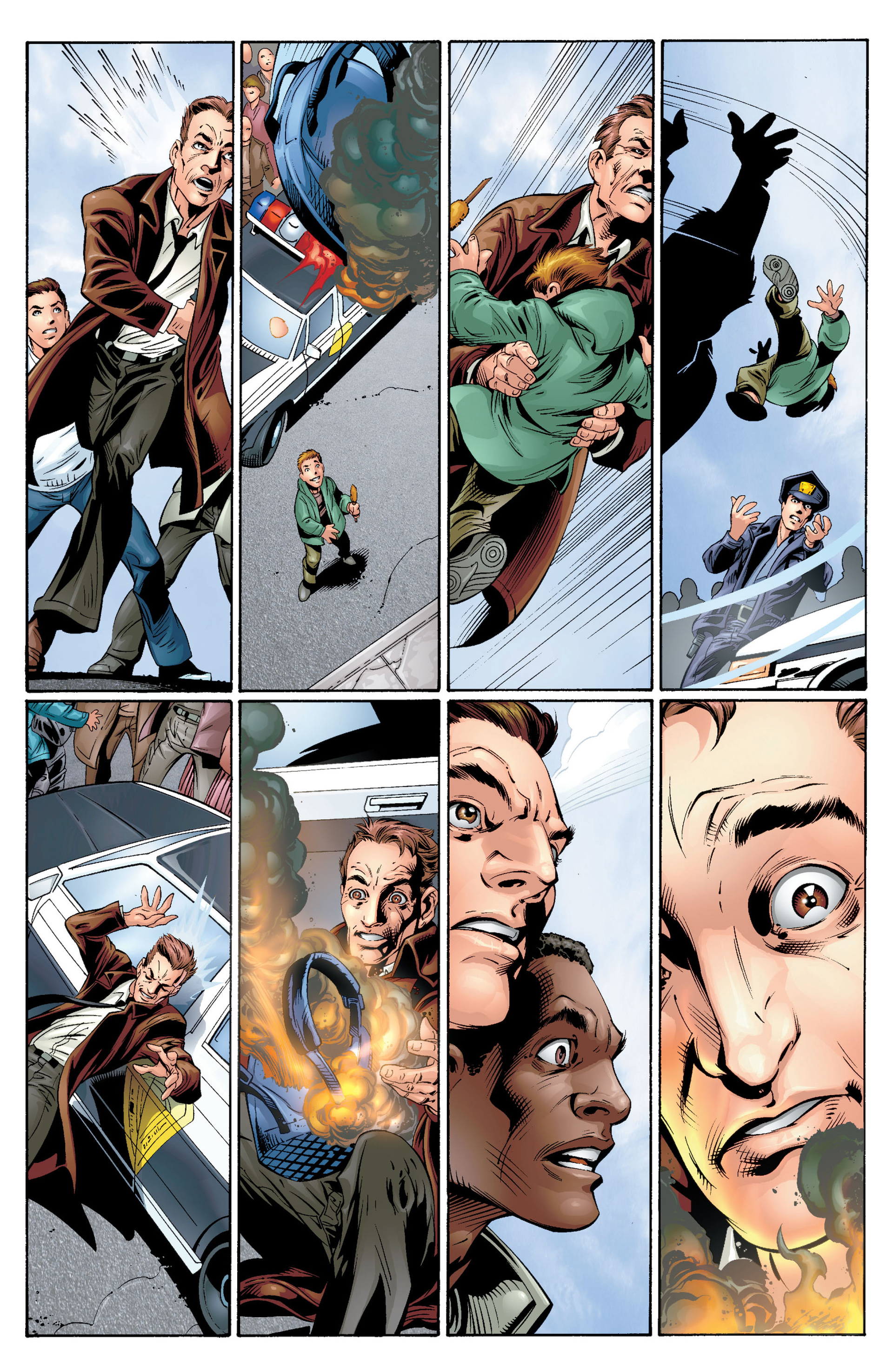 Read online Ultimate Spider-Man (2000) comic -  Issue #31 - 17