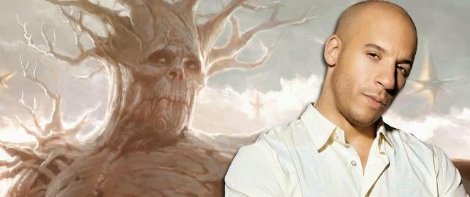 Groot - ฮิวแมนอยด์ที่รูปร่างเหมือนต้นไม้