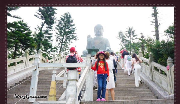 DIY Hong Kong Tour Itinerary - Hong Kong family tour - visit Hong Kong - Lantau Island - Tian Tian Buddha