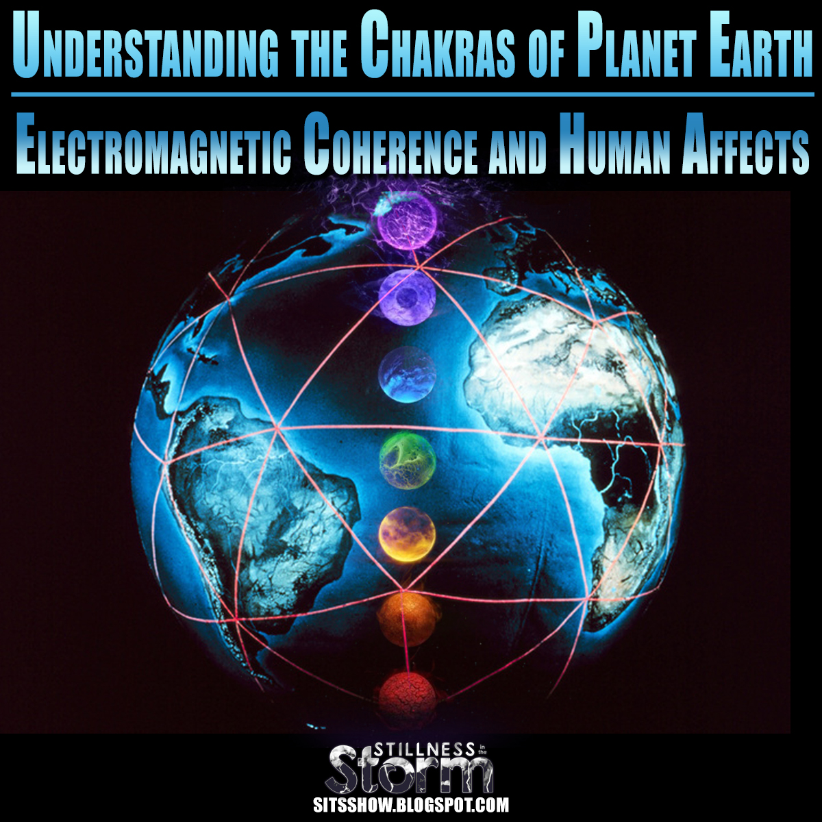 Understanding the Chakras of Planet Earth ...