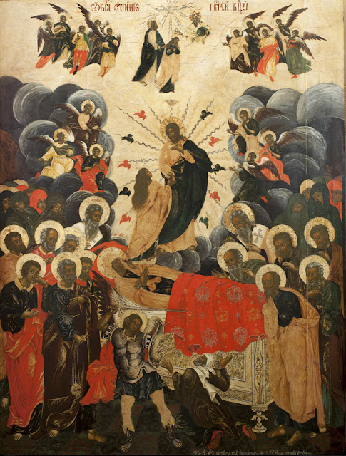 'The Russian Icon: Prayer and Mercy' at Rome's Palazzo Braschi