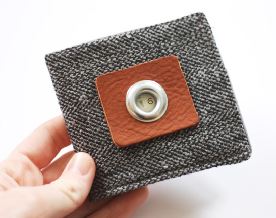 Gift ideas! Boys Wallet Tutorial DIY