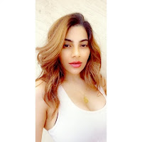 Nikki Tamboli Sizzling Stills HeyAndhra.com