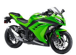 Kawasaki Ninja - 250cc