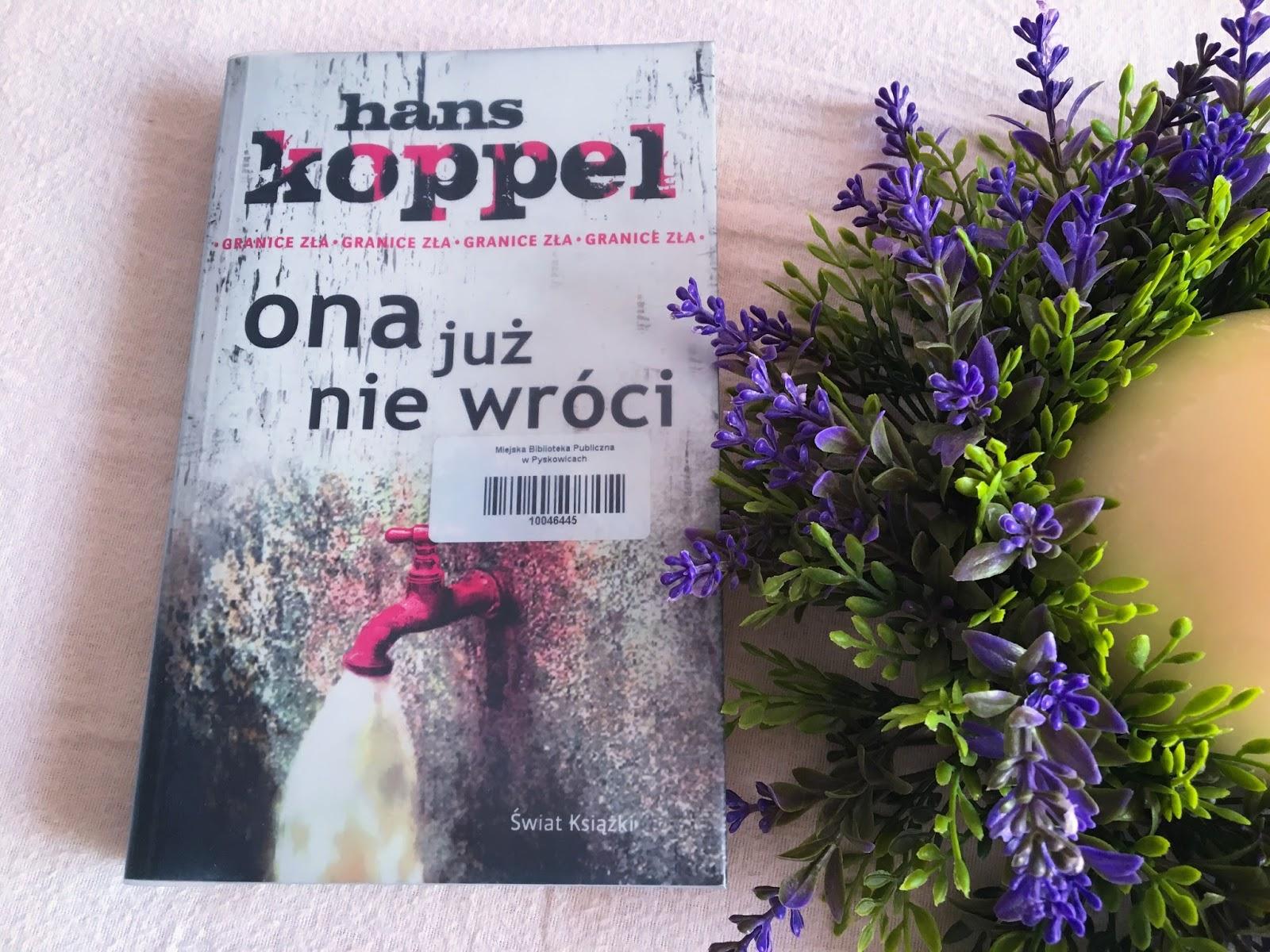 Ona już nie wróci - Hans Koppel