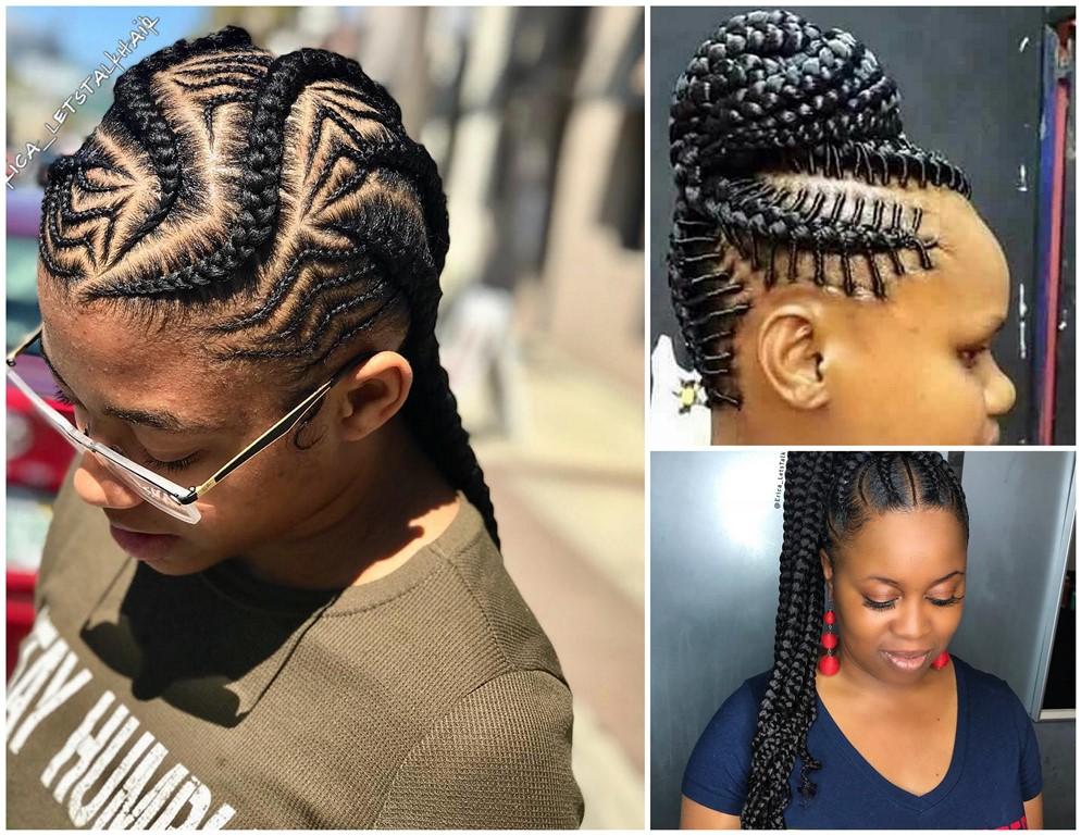 Popular Hairstyles Braids: 2018 Summer Braids : Stunning And Stylish Braided