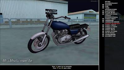 gta sa mod bike moto kawasaki z1000 a1 1977 77' tuning mod