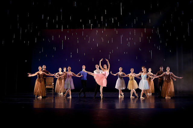 usf, fall dance concert, lauren banawa, sleeping beauty ballet costume design