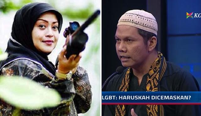 Fahira Idrsi vs Hartoyo