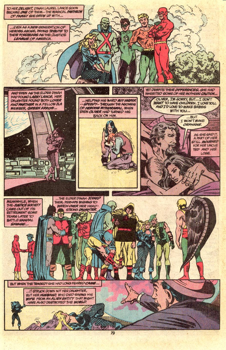 Read online Secret Origins (1986) comic -  Issue #50 - 82