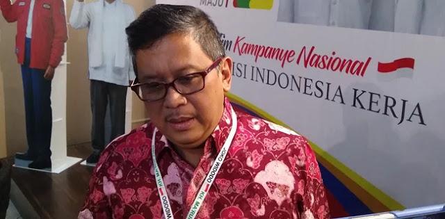 PDIP: Kalau Gunakan Hati Nurani, Amien Rais Harus Dukung Soeharto Guru Korupsi
