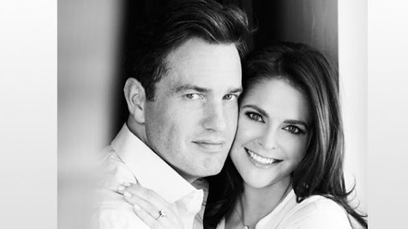 The engagement between Princess Madeleine and Mr. Chris O'Neill