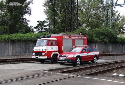Avia A31, HZS SŽDC JPO Ostrava