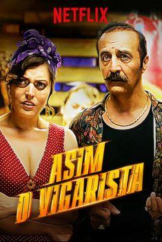 Asim, O Vigarista poster, capa, cartaz