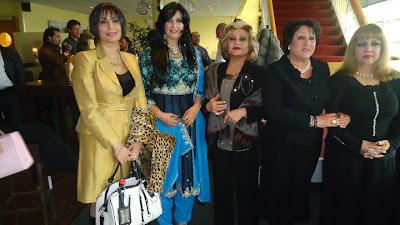 Pashto Singer Naghma New Husband