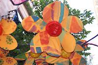 Flors de guarniment (Festa Major de Gràcia) per Teresa Grau Ros