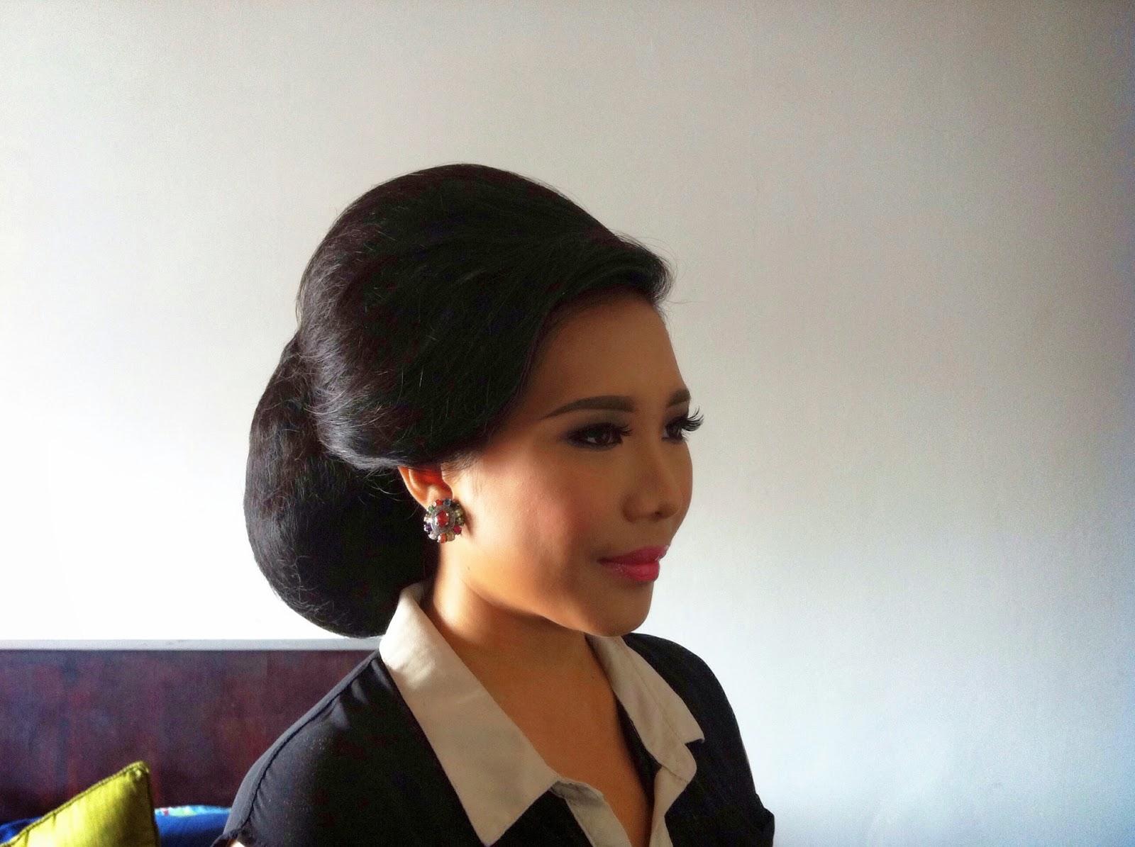 Eka Raditya Makeup Art Balinese Sanggul Bali Makeup