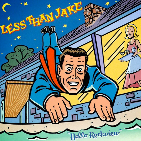 """Less Than Jake's """"Hello Rockview"""" turns 20 years old today!"""