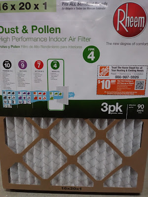 AC Filter classification for AC Unit