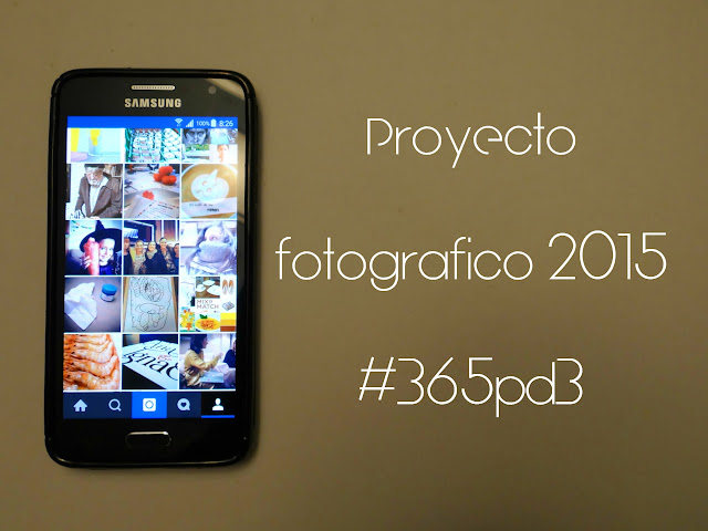 Proyecto fotográfico 2015: #365pd3