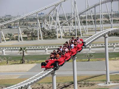 Ferrari World - Salika Travel - 5D4N Dubai Abu Dhabi Free and Easy 2018