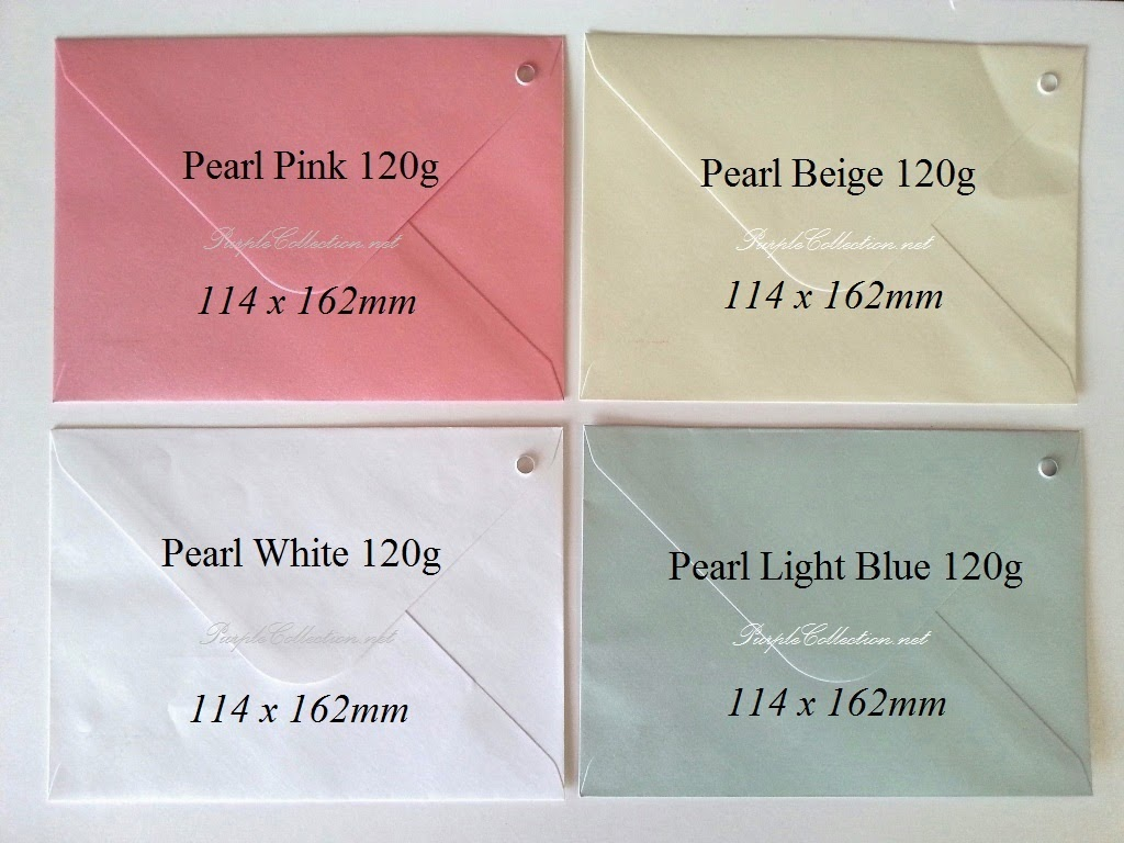 pearl envelope, 120g, for sale, online, malaysia, kuala lumpur, sampul, beli, kahwin, selangor, maroon, red, copper brown, coffee, dark, beige, light blue, white, pink