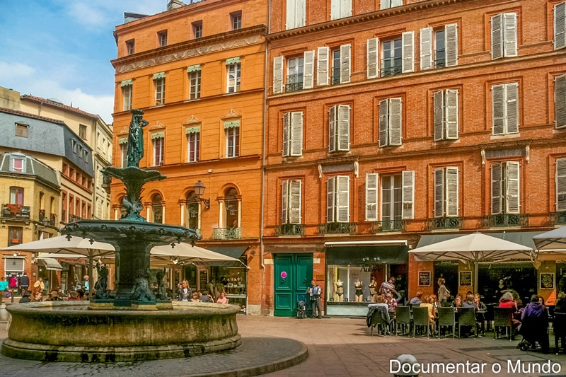 Praça Roger Salengro; Toulouse
