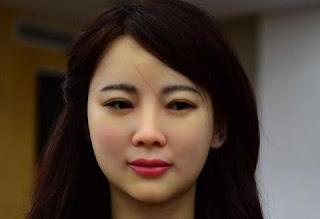 Ini Rupa Robot Pemuas Nafsu, Awas Jangan Sampai Jatuh Cinta