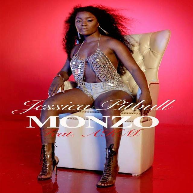 Jéssica Pitbull feat. Dj Aka M - Monzo (Afro House) [Download] baixar nova musica descarregar agora 2019