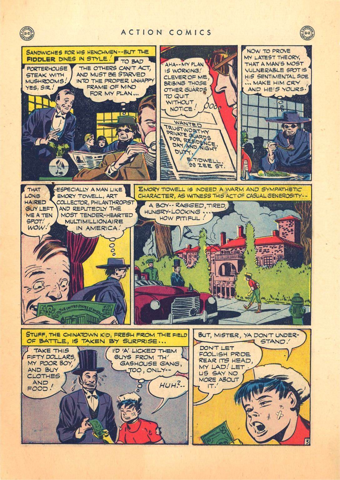 Action Comics (1938) 73 Page 17