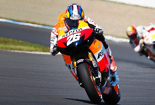 Juara Hasil MotoGP Motegi Jepang 2012 Lengkap