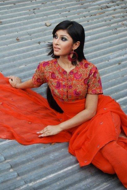 Bangladeshi Actress Model Singer Picture Shokh -8189