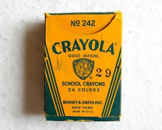 Image result for 1950 box of crayolas