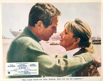 Winning 1969 Paul Newman Joanne Woodward Image 1