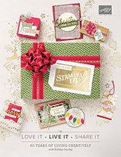 Holiday Catalog by Stampin' Up!
