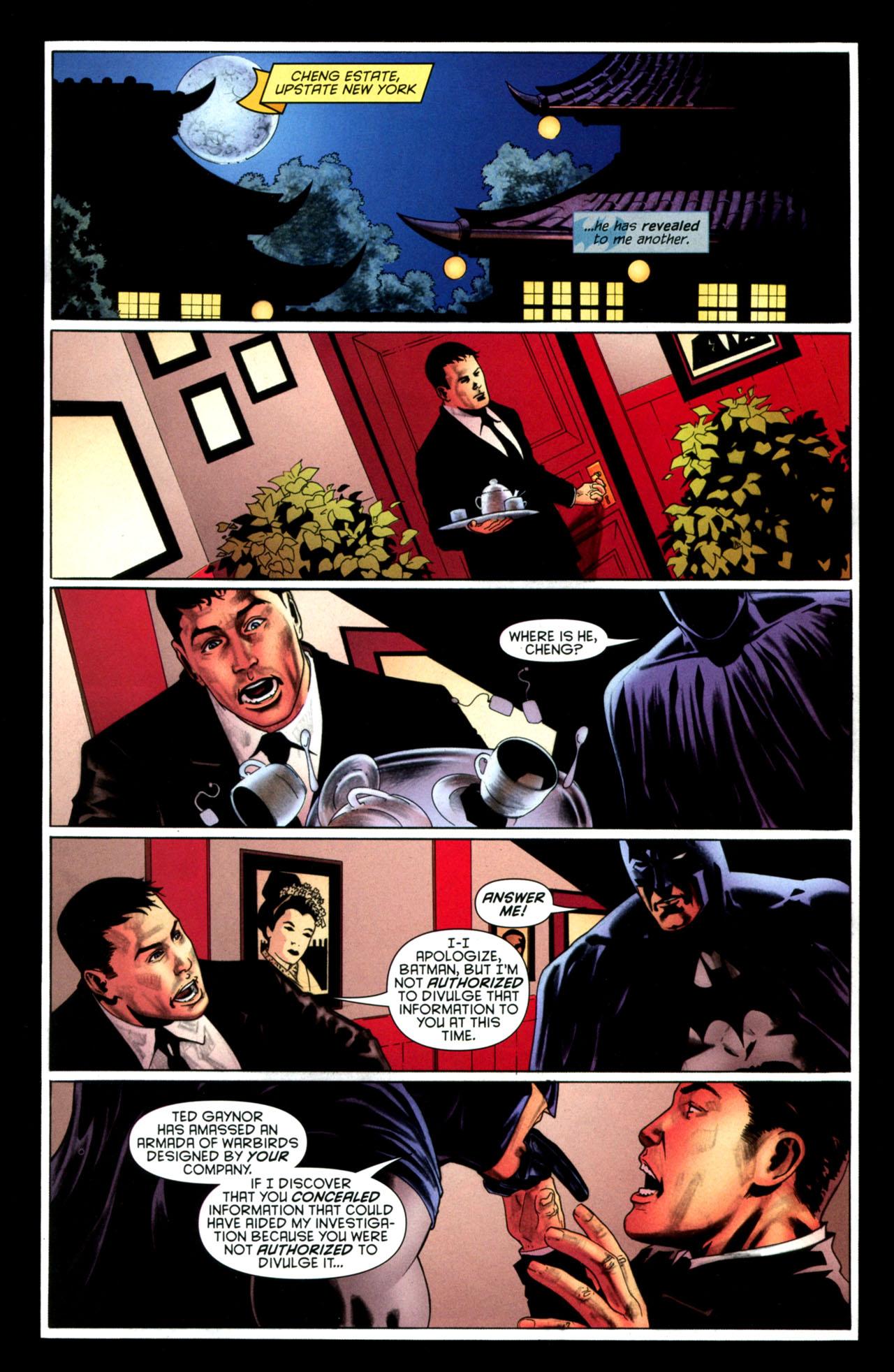Batman Confidential Issue #37 #37 - English 21