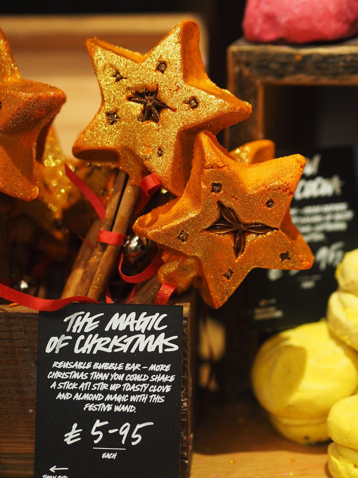 Lush The Magic of Christmas Wand