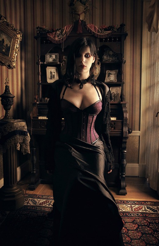 Sexy Girls In Corsets