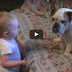 VIRAL NOW: Adorable Baby Has Detailed Conversation With His Dog...so Cute!