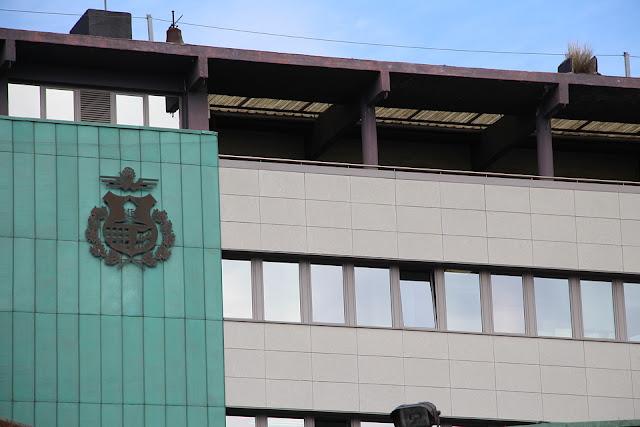 Fachada del edificio del Ayuntamiento