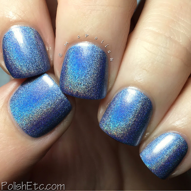 KBShimmer Spring 2016 Collection - McPolish - Purr-fectly Paw-some