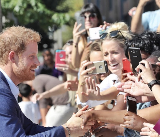 Prince Harry: Invictus 2017, the final countdown